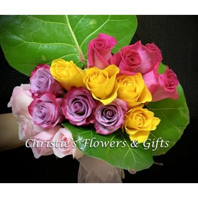 SPECIAL Mixed Roses - by the Dozens