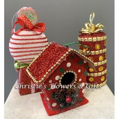 Candy Collection Ornaments