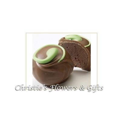 Swiss Mint Truffle Single