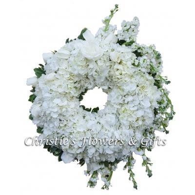 Peaceful Memories Wreath