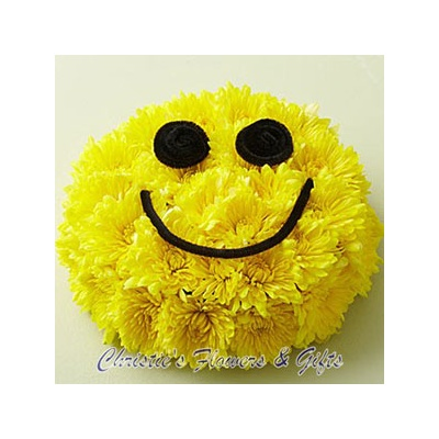 Happy Day Flower Cake