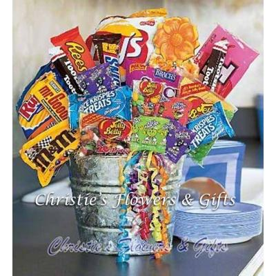 Bucket of Sweets
