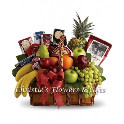 Fruit & Gourmet Baskets Delivery