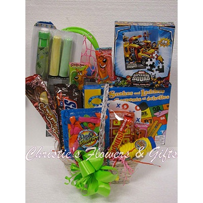 Kids Party Basket