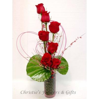 Expressions of love - 1/2 Dozen Premium Long Stem Roses