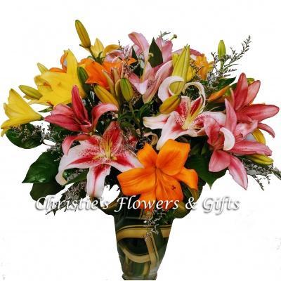 Lush Lilies